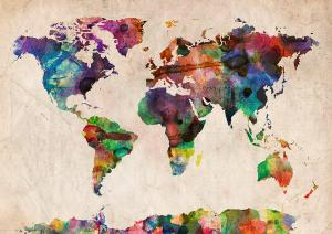world-map-watercolor-michael-tompsett